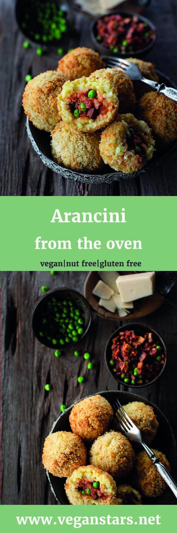 Arancini (vegan)