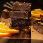 Orange Chocolate Brownies