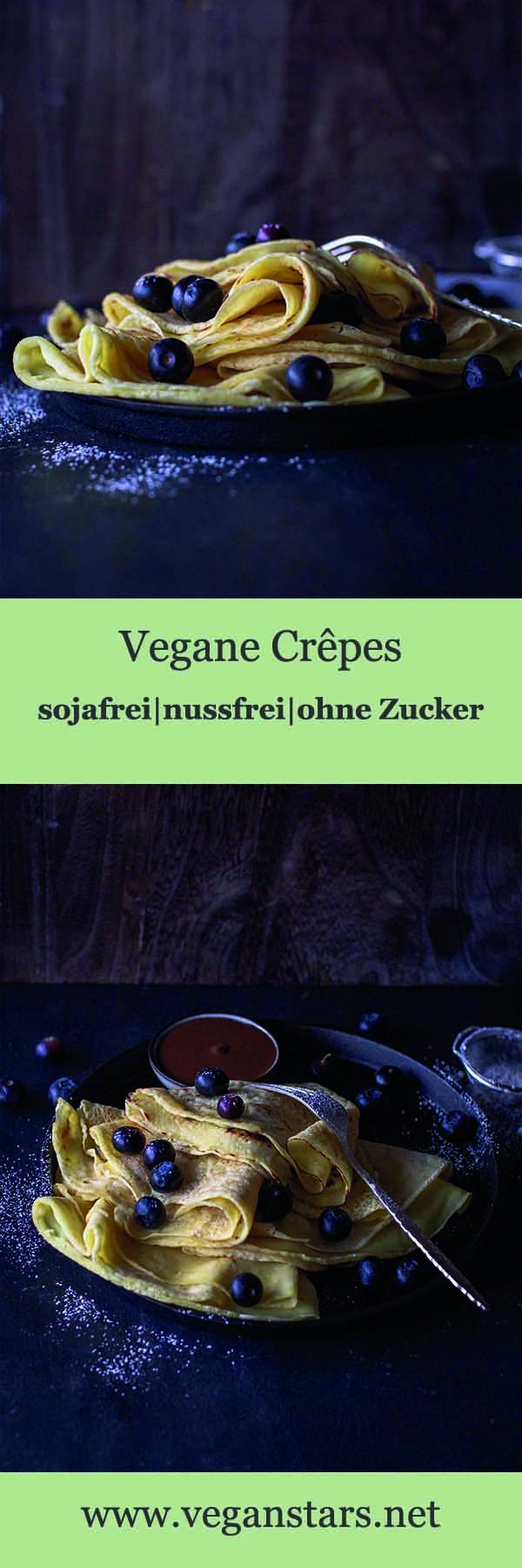 Vegane Crêpes