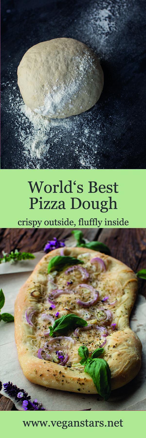 World's Best Pizza Dough
