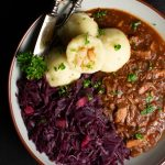 Hearty Jackfruit Goulash