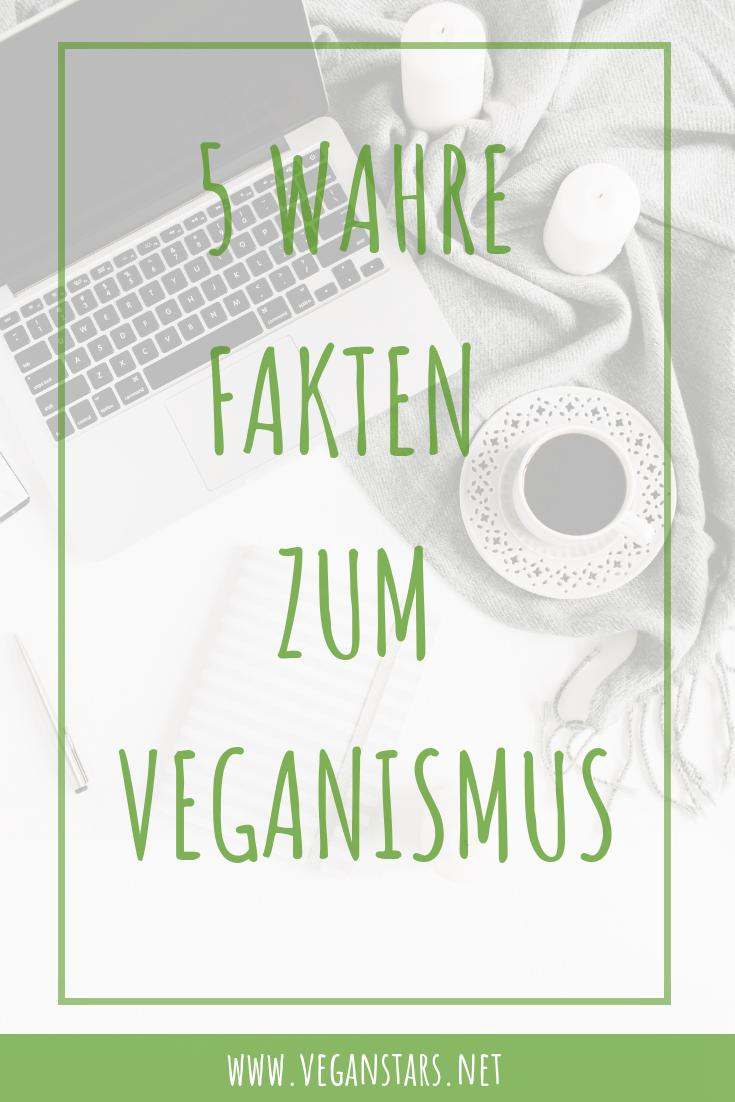 5 wahre Fakten zum Veganismus