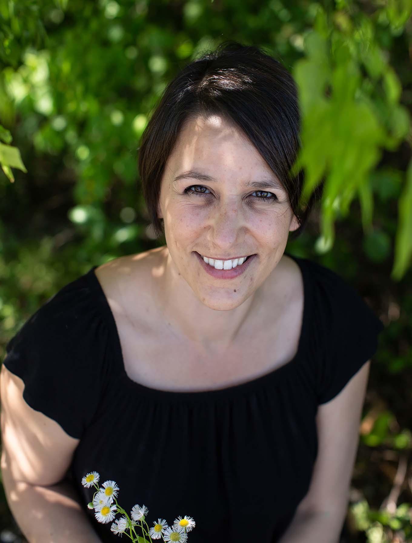 Patricia Schillaci, Gründerin von Veganstars