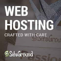 Web Hosting Service Siteground