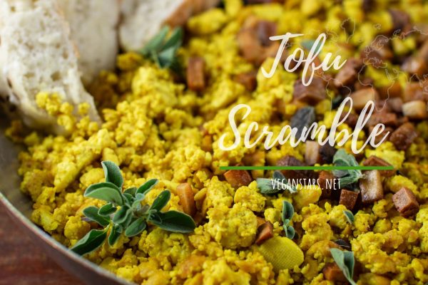 How to make Tofu Scramble
