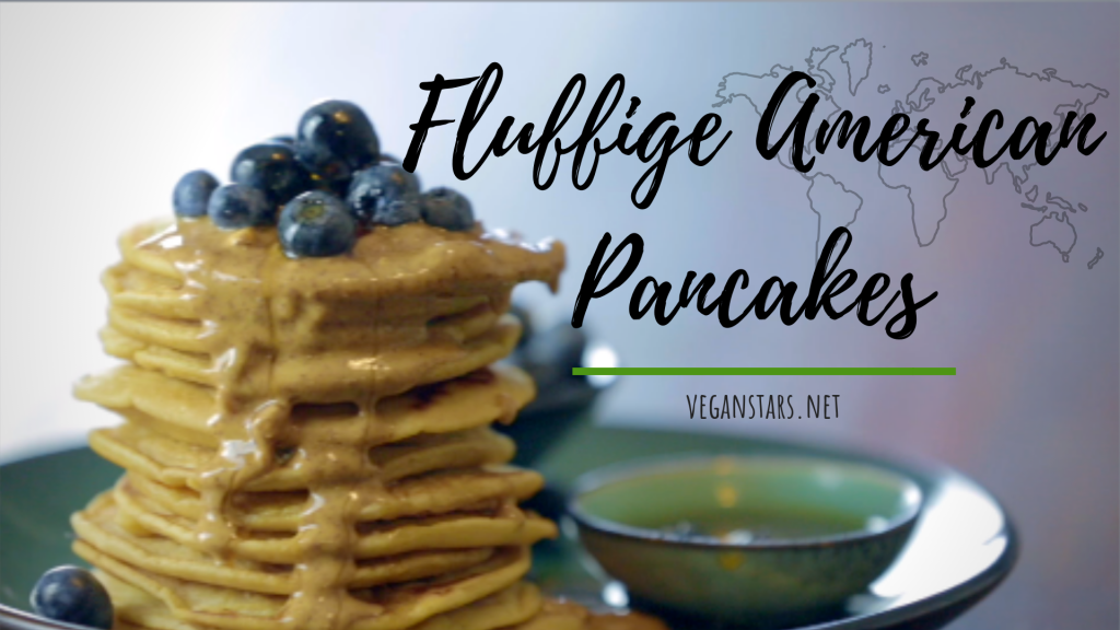 Videoanleitung Fluffige American Pancakes