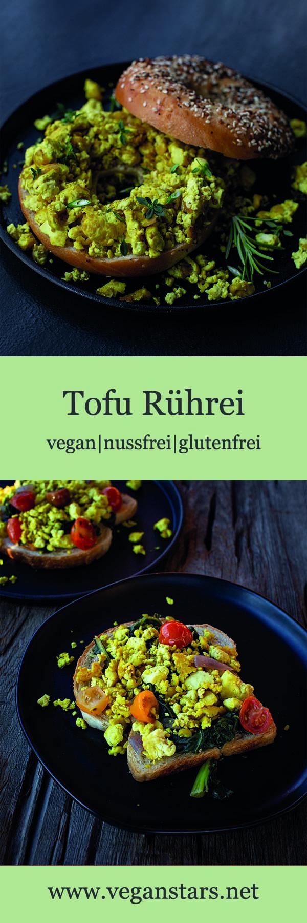 Tofu Rührei