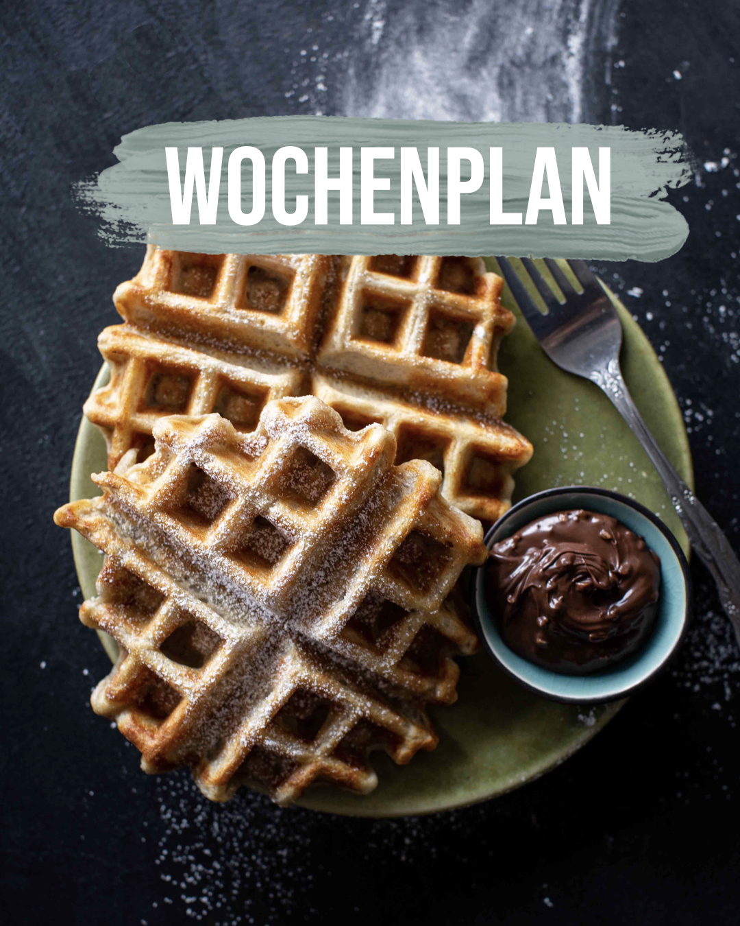 Pflanzliche Gerichte: Wochenplan KW16