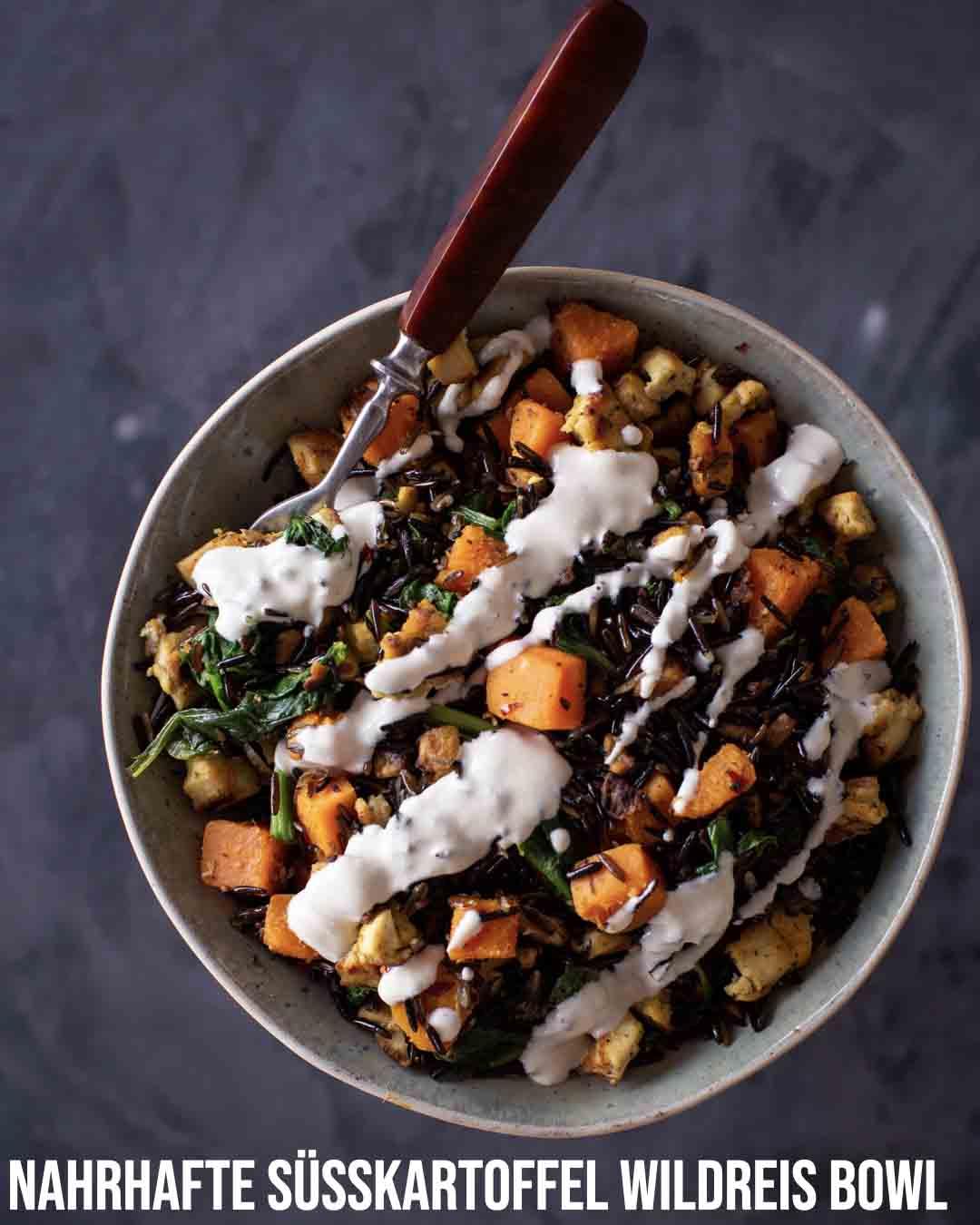 Pflanzliche Gerichte: Wochenplan KW17