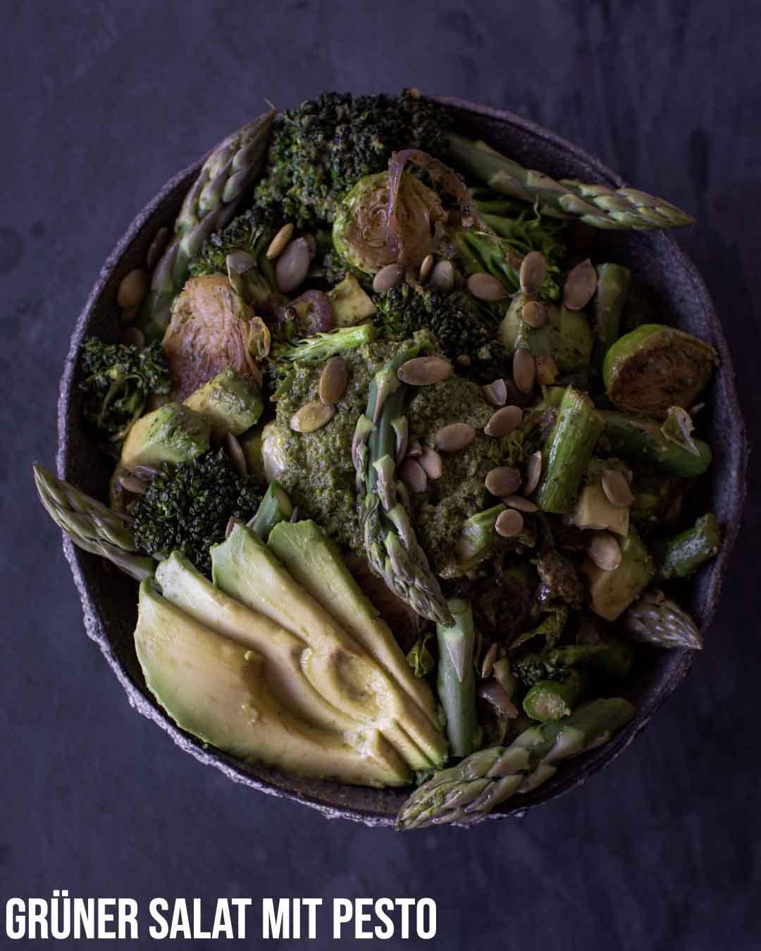 Pflanzliche Gerichte: Wochenplan KW22