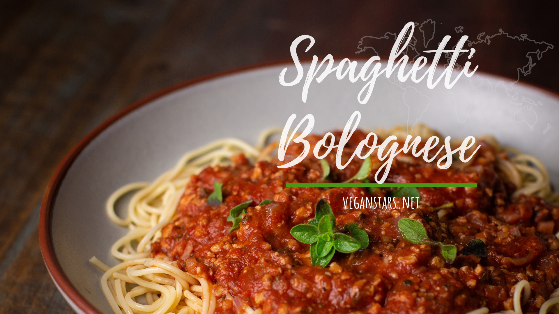 How to make Spaghetti Bolognese (vegan)